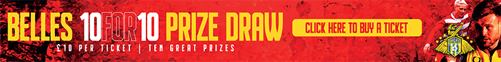 10 For 10 Prize Draw