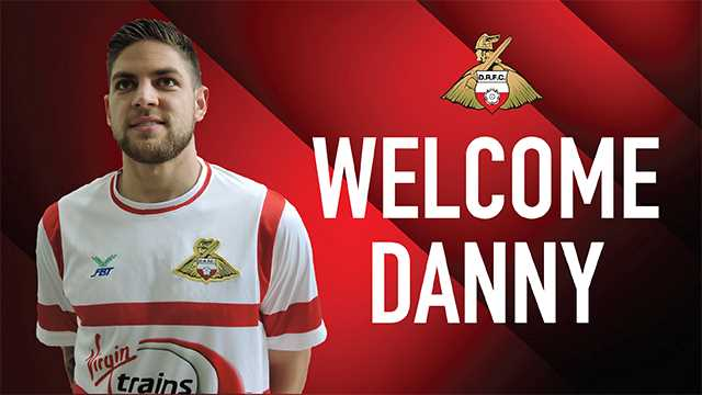 Danny Andrew has signed for Rovers