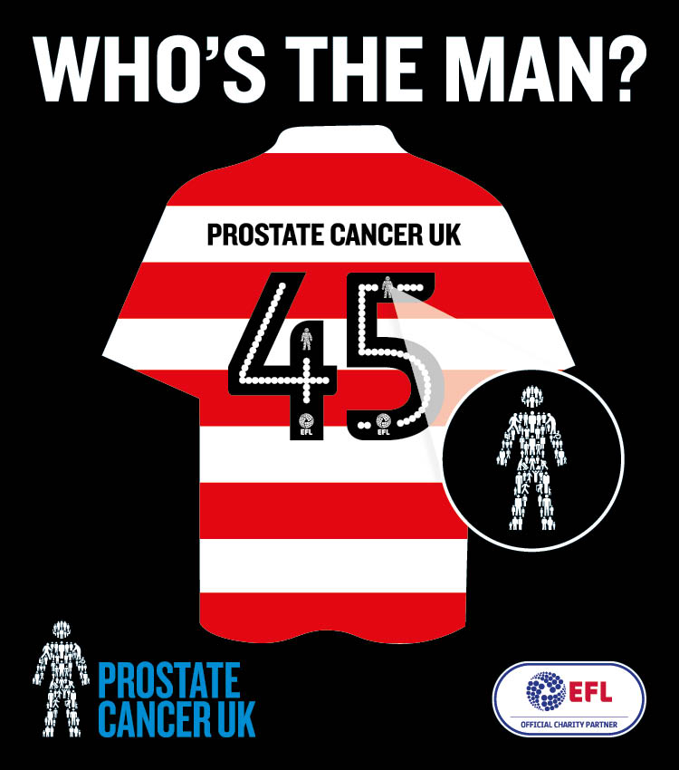 Who S The Man On Our Player S Shirt News Doncaster Rovers