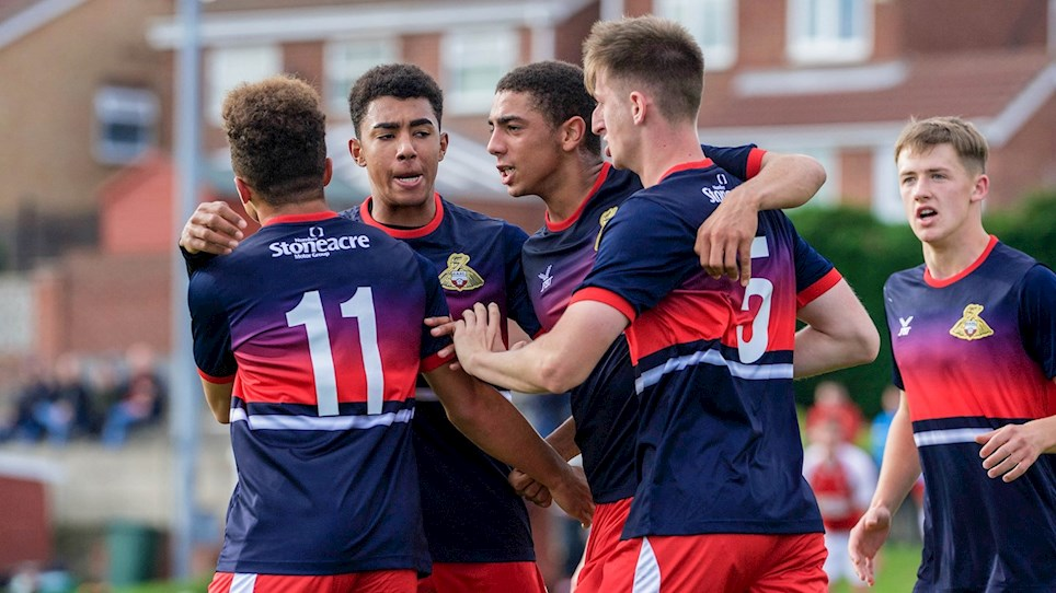 808dffa90 Hartlepool United U18 3 Rovers U18 2