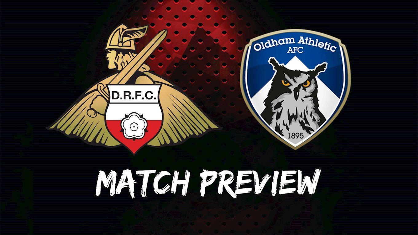 Image result for Doncaster Rovers vs Oldham Athletic