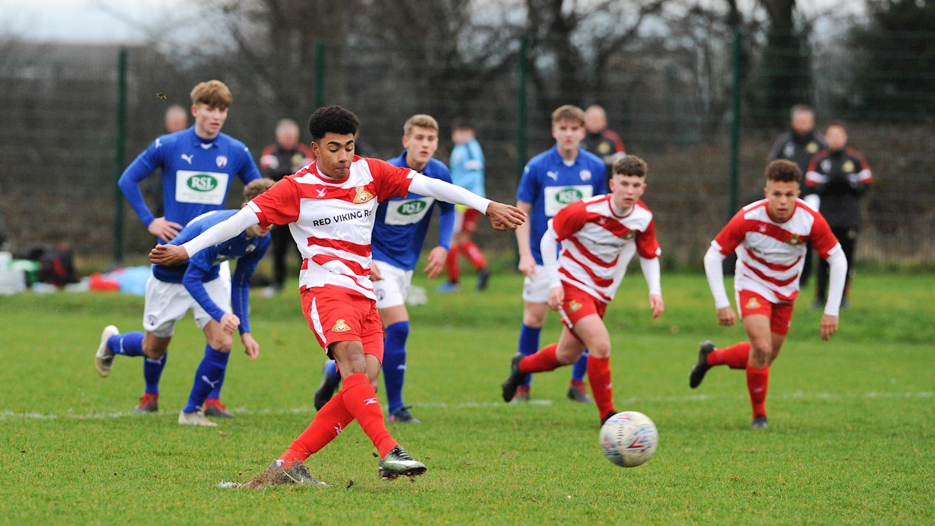 Chesterfield U18 2 Rovers U18 4 | News | Doncaster Rovers