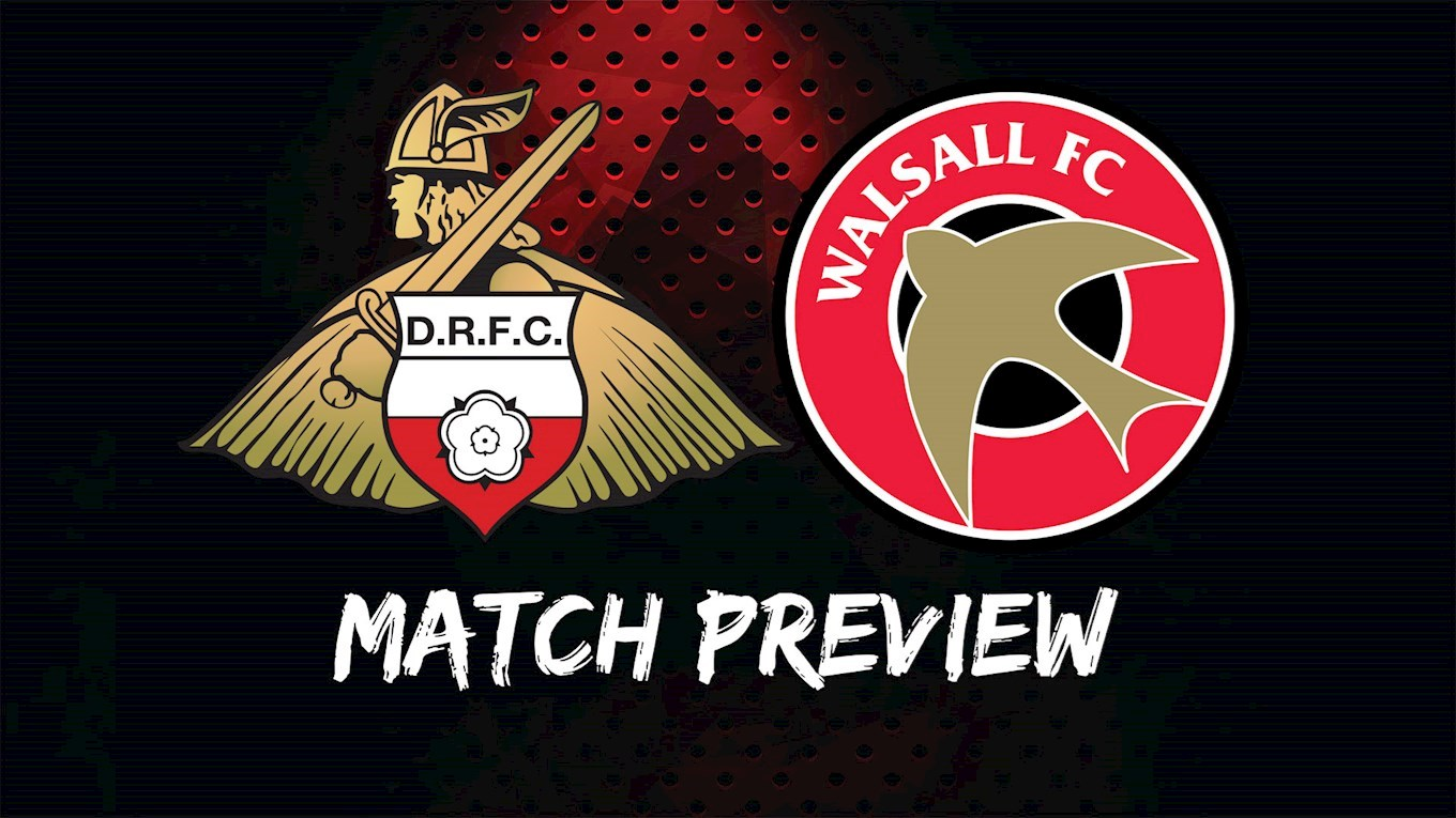 Walsall H Match Preview News Doncaster Rovers