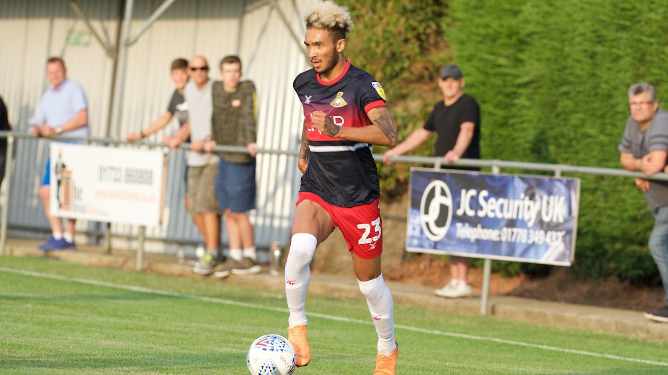 Kiwomya and Beestin extend stay at Chesterfield   News   Doncaster